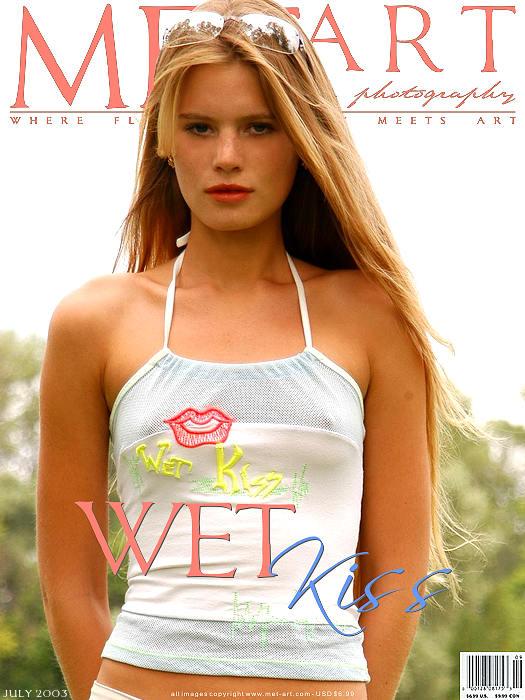 夏日阳光下外拍长头发美人裸模Andrea