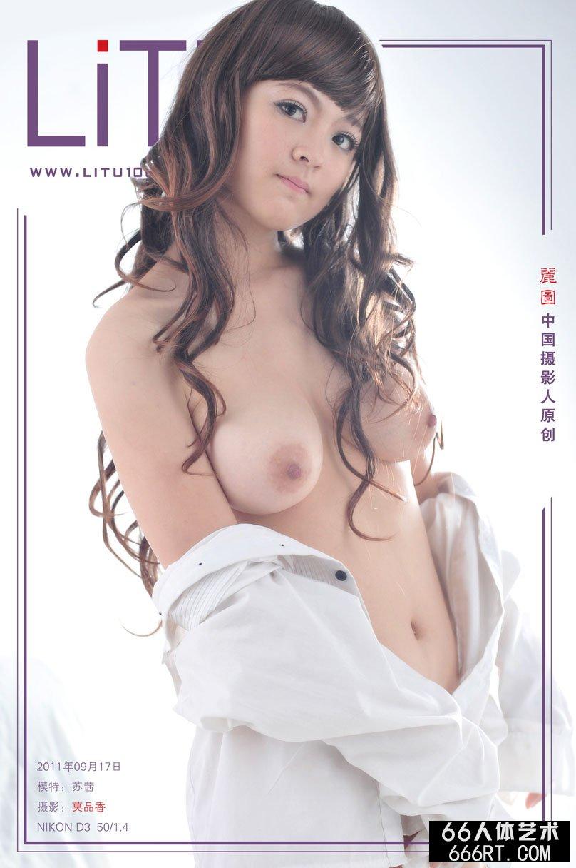 美艳年轻绝品裸模苏茜11年9月17日室拍