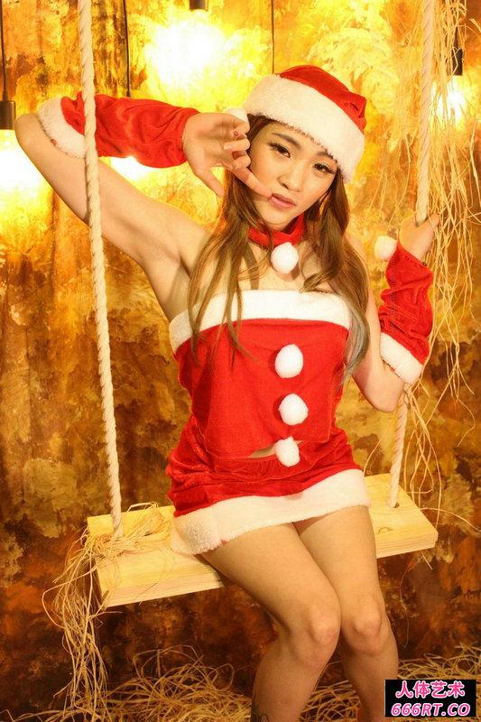 室拍圣诞少妇甜甜调教写真