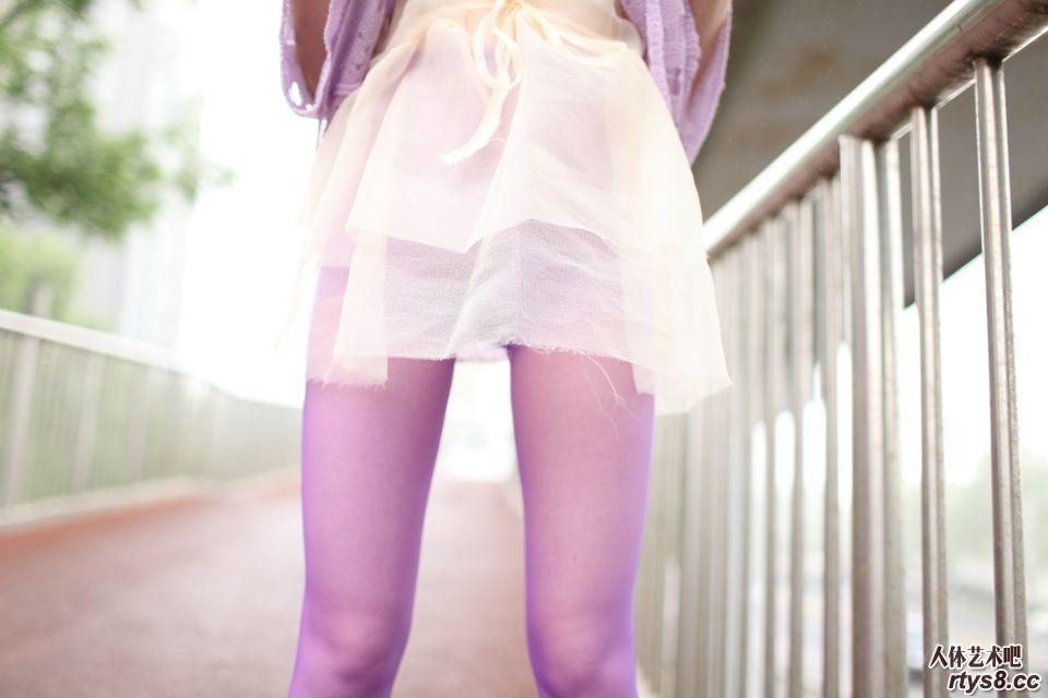 另类紫色肉丝,我的最爱